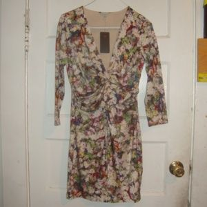 BRAND NEW GUESS DRESS PLUNGING V NECK,